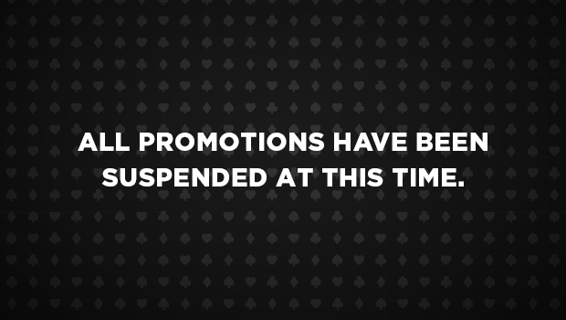 Promotions are suspended at Jet Stream Casino
